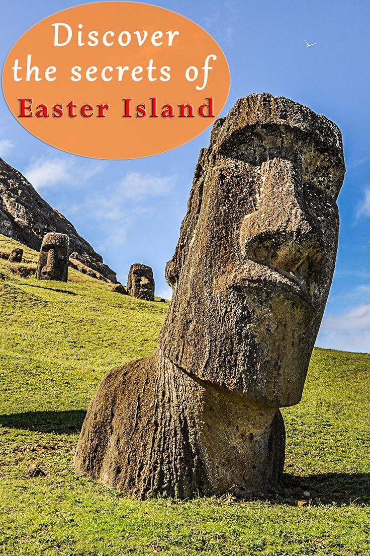 Explore with us mysterious #Easter Island, the most remote habited #island on our planet in the middle of the ocean, a 5 hour flight from #Chile