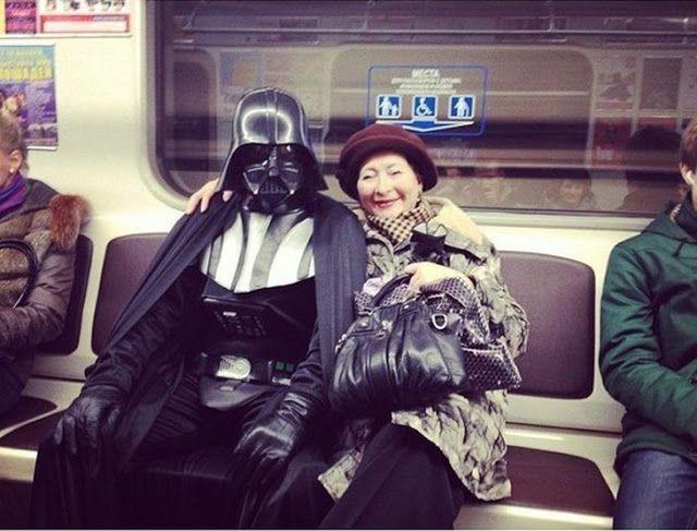 Транспортный блог Saroavto: Москва: Звездные штурмовики спустятся в метро