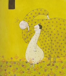 ilustradora Española Elena Odriozola