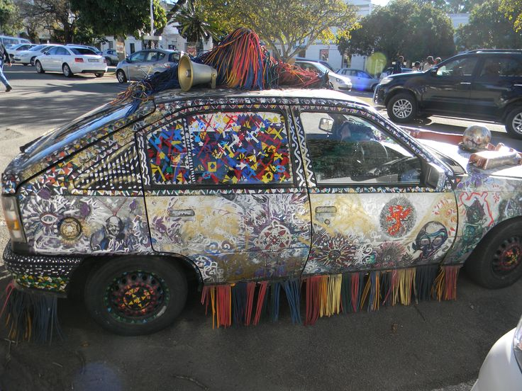 Craziest work of art at Grahamstown festival