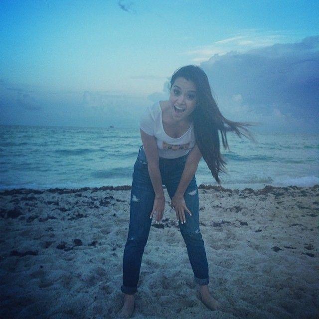 Megan Nicole in Miami Beach!