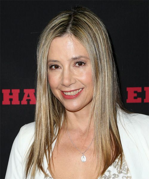 Mira Sorvino Long Straight Hairstyle. Try on this hairstyle and view styling steps! http://www.thehairstyler.com/hairstyles/casual/long/straight/Mira-Sorvino-sleek-highlighted-hairstyle