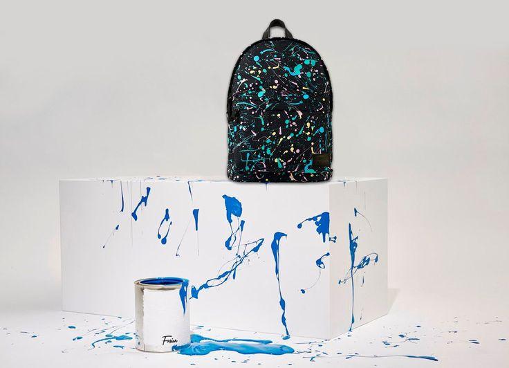 Новинка от Fusion – великолепный рюкзак, похожий на палитру! Яркие брызги краски – твой стильный всплеск эмоций! #bag#bagman #bagmanua #backpack #cool #like #fashion #style #love #streetstyle #fashionkiev #kievstyle #best #kiev #kievgram #kievdaily #kievbest #shopping #рюкзак #киев