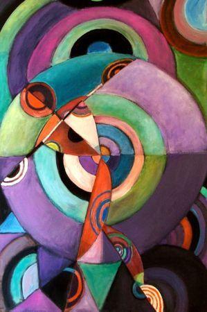 création de Sonia Delaunay