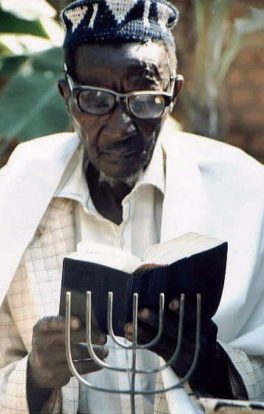 Did you know there were Jewish communities in Uganda? Yes, they are the ORIGINAL jews. Read Revelation 2:9.