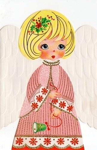 Cute Angel Card | eBay