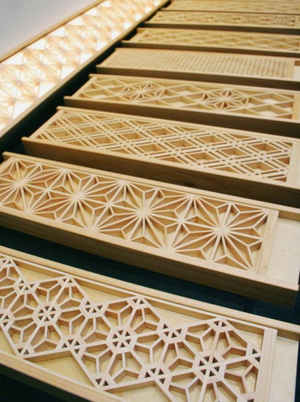 Japanese craftsman - Nikkobori woodwork http://creativeroots.org/2012/06/japanese-woodwork/
