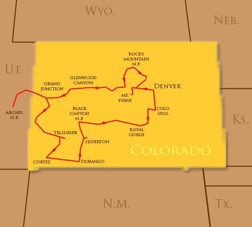 Colorado Road Trip | ColoRADICAL