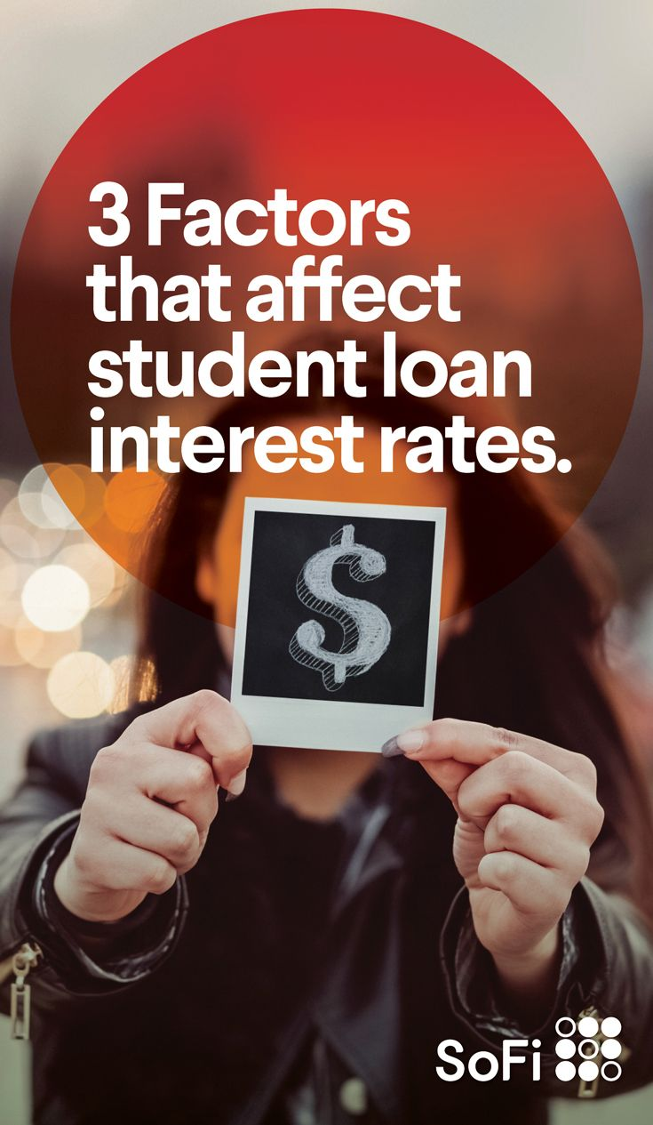 Refinancing your student loans can save you money and help pay off debt faster. But when is the right time? Find out the three factors that decide student loan rates and our tips for how to ensure the lowest rate.