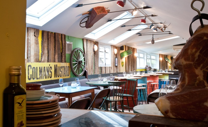 December travel news: editor's picks | Travel | Wallpaper* Magazine: new restaurant in W8 from the boys behind Brawn