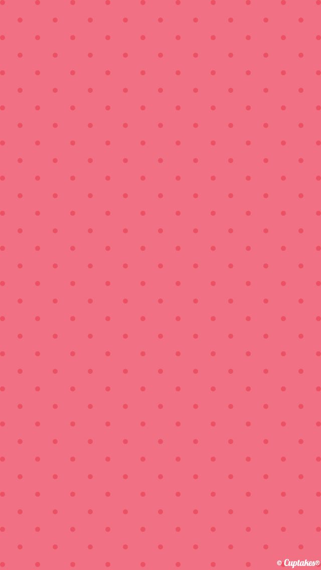 Cute dotted wallpaper