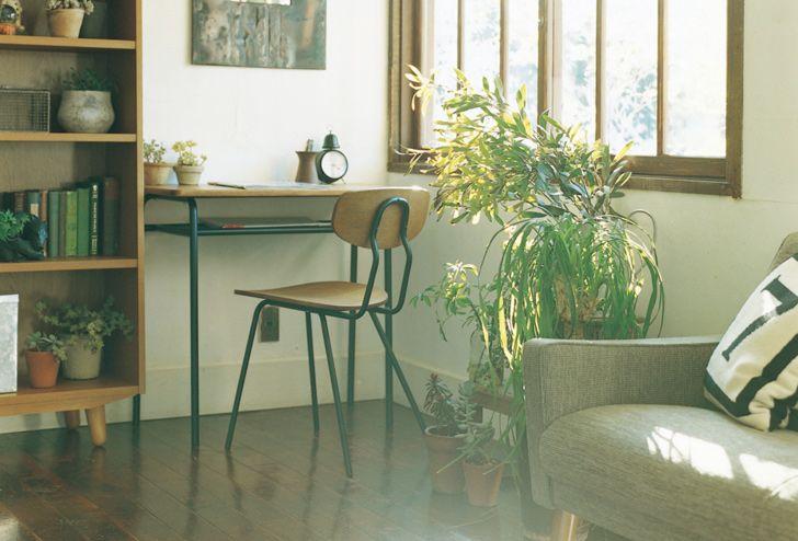 SKOLA(スクーラ) デスク ブラック | ≪unico≫オンラインショップ:家具/インテリア/ソファ/ラグ等の販売。