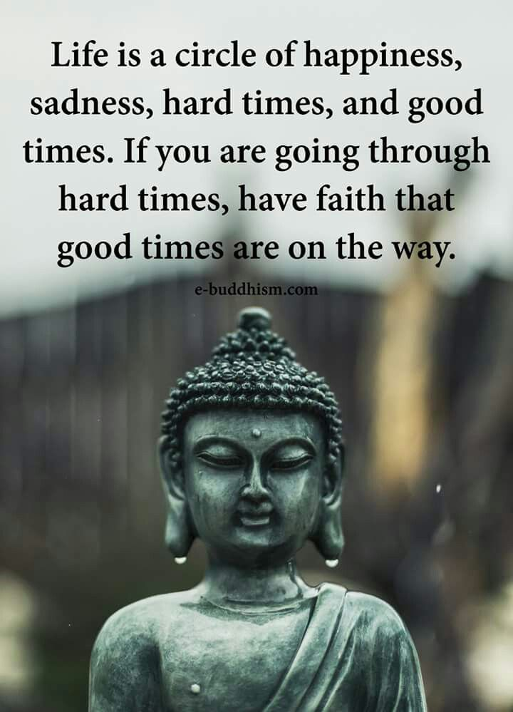 Good times are coming!!!❤❤❤ | Buddhism | Quotes, Buddha quote