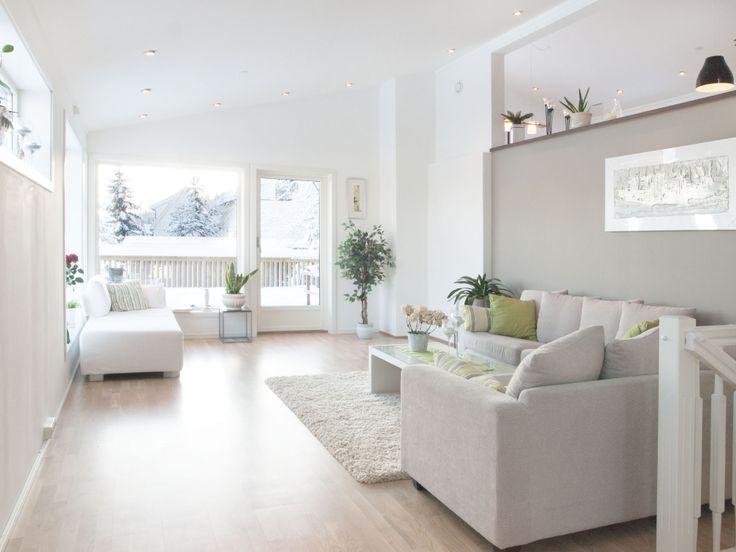 Stue / living room i husmodellen Toscana fra BoligPartner