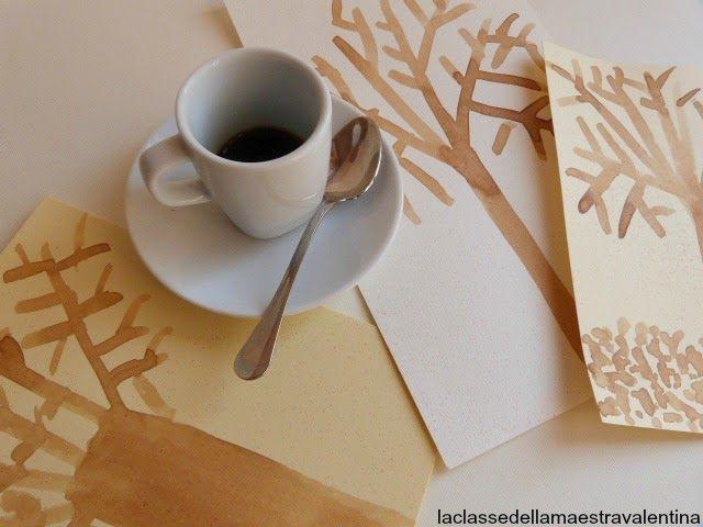 ALBERI AL PROFUMO DI CAFFE'