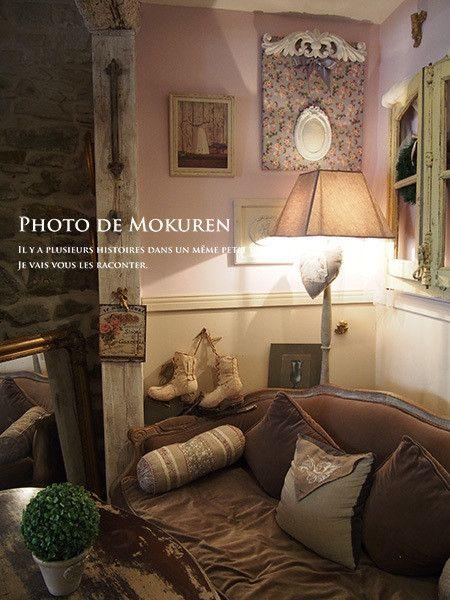 パリのシークレットガーデン 『Cour de Rohan』 の画像 フランス 小さな村を旅してみよう!