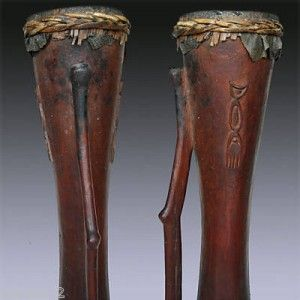 Tifa, traditional musical instruments of Maluku and Papua
