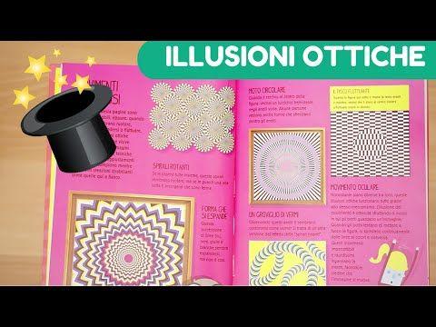 Illusioni ottiche divertenti da provare per bambini: video e test!