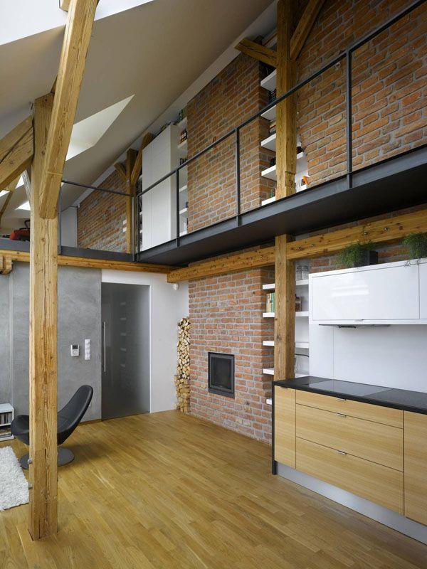 Best Lofts Images On Pinterest Architecture Loft Conversions