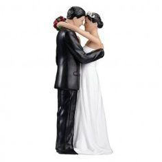 La figurine de mariage slow
