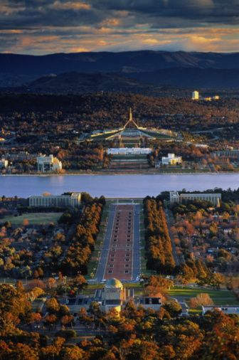Canberra - Australia...will probably be a destination for a family trip this year