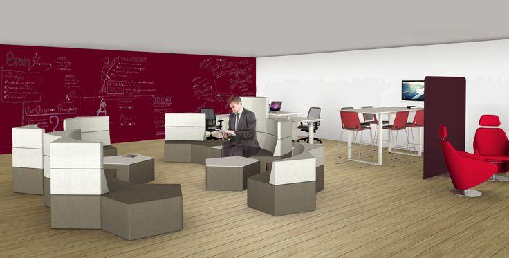 Création du0027un studio avec mezzanine Transformation du0027un garage en