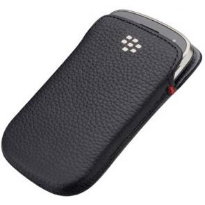 Toc BlackBerry ACC-41817-201 Pocket Black pt. BB 9790