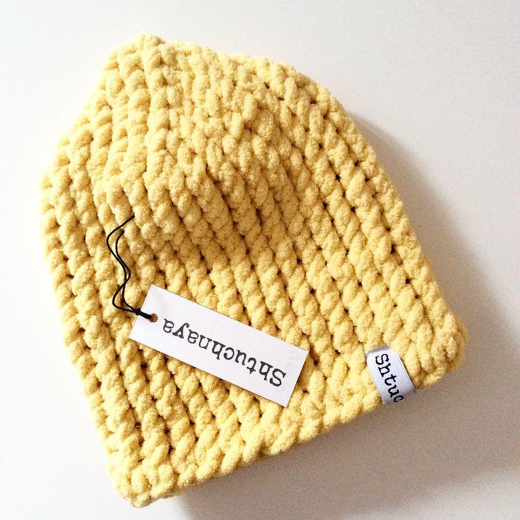 Лимонная шапочка, 1200 ₽