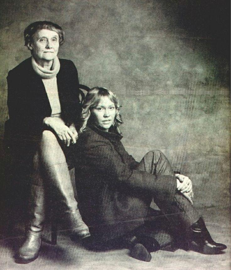 Astrid Lindgren & Agnetha Fältskog