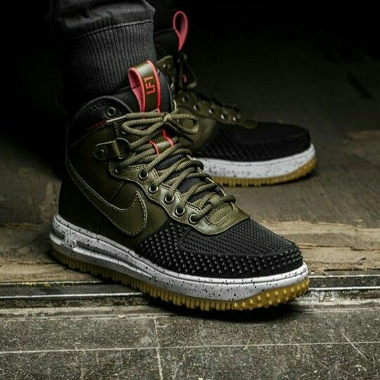 Nike Lunar Force 1 Duckboots Via: Oqium