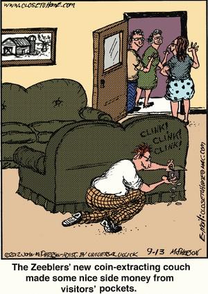 Close to Home - Comics - The Washington Post