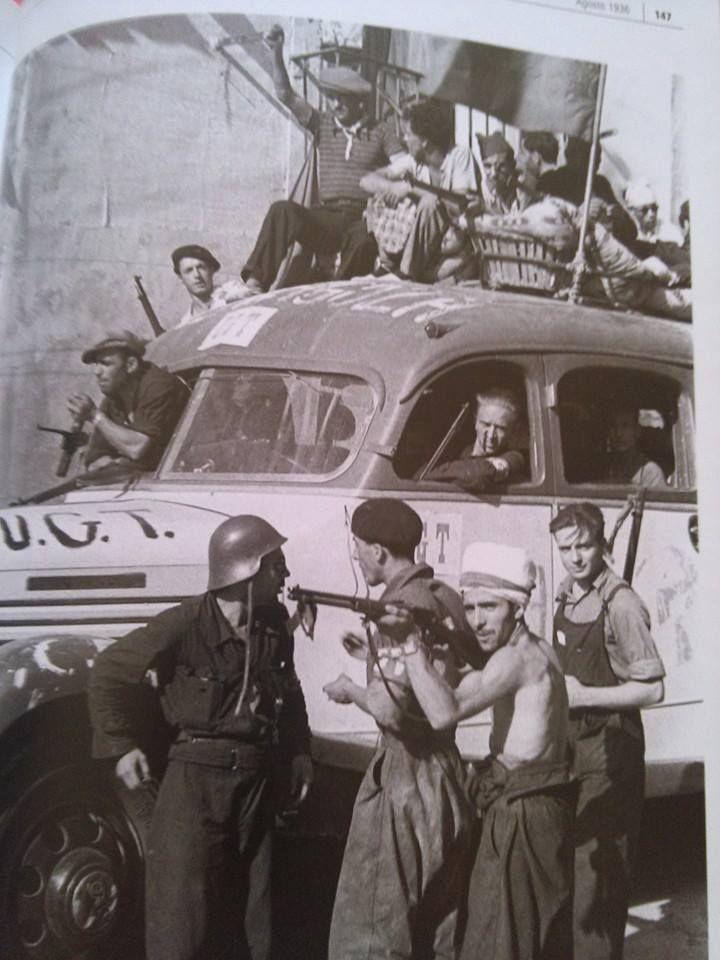 Spain - 1936-39. - GC