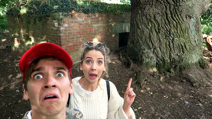 THE SUGG SIBLINGS GO EXPLORING! - YouTube