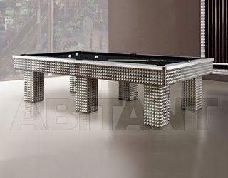 Бильярдный стол - Lu.Bo Biliardi - CAIRO - с ножками, из дерева, с декоративными элементами, для русского бильярда, на деревянных ножках, бильярдный - Игровые столы и аксессуары