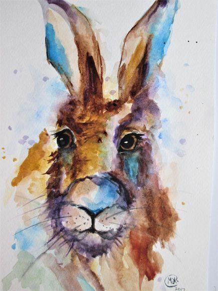 Rainbow Hare