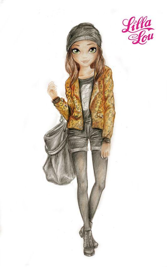 Street Fashion www.lillalou-teens.pl