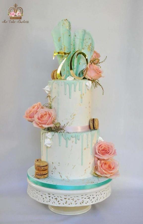Vintage by Sumaiya Omar - The Cake Duchess SA