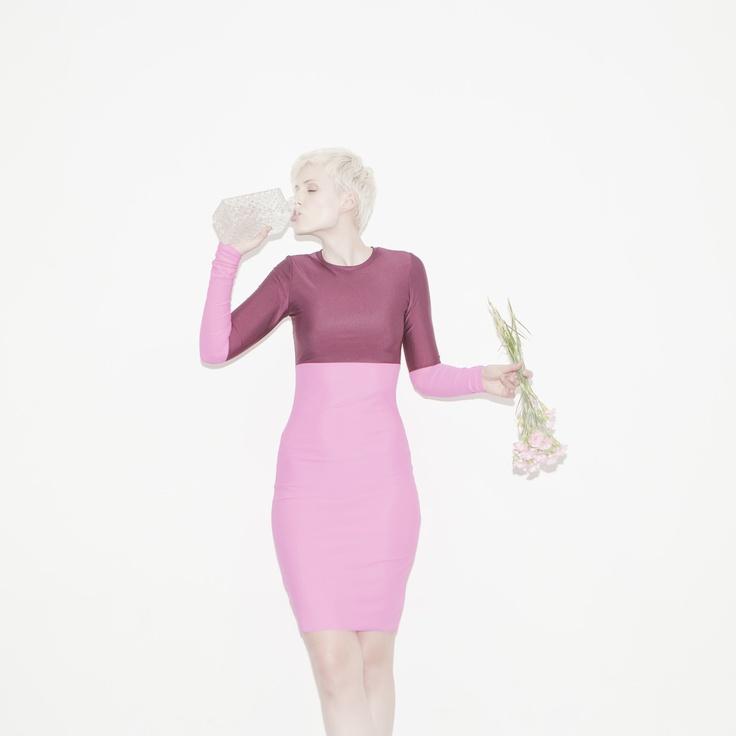 horizontal dress - odivi