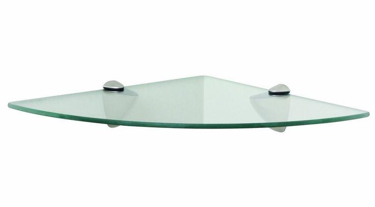 Radiale Floating Glasablage