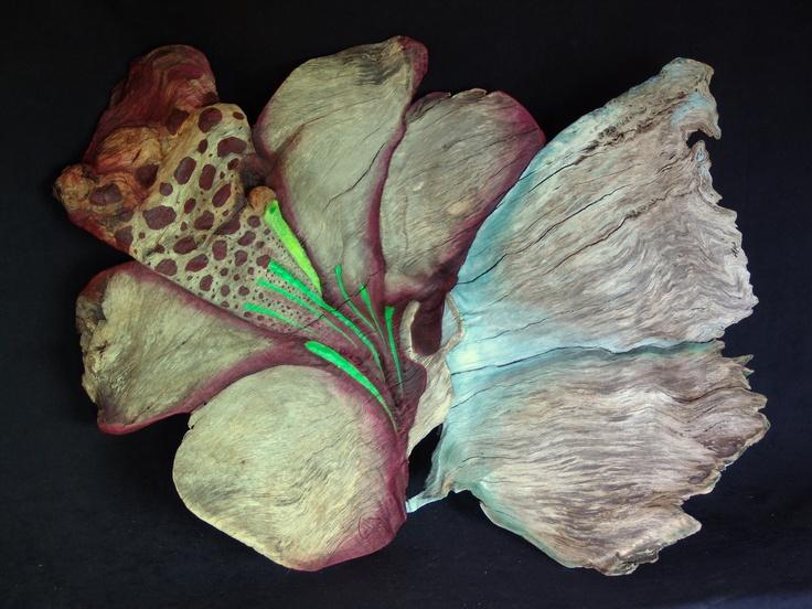 arquetipos del alma, talla en madera, Chila Trujillo
