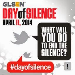 A day of silence to bring attention to the silence surrounding anti-LGBT harassment
