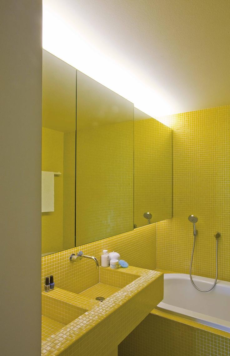 Meer dan 1000 ideeën over Gele Badkamers op Pinterest - Grijsgele ...