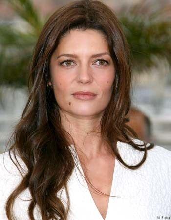 Daughter : Chiara Mastroianni, Marcello's and Catherine Deneuve's daughter