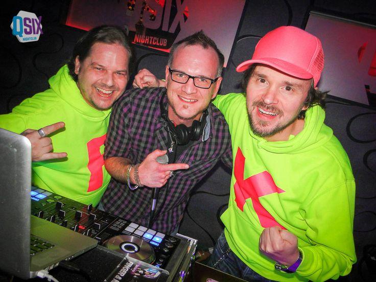 Party im QSIX Burgkunstadt mit Finger & Kadel und DJ BJ