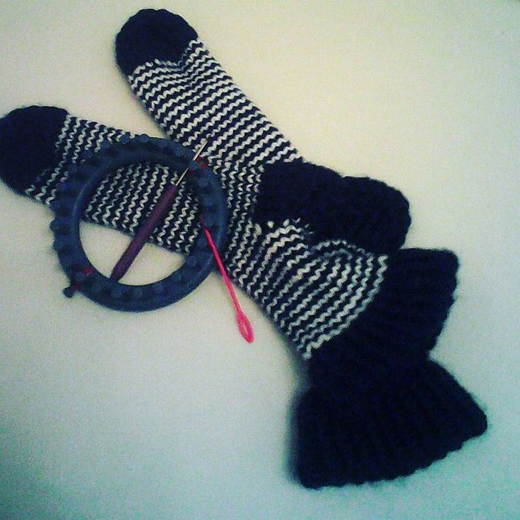 Socken Loom :D Fun #fun