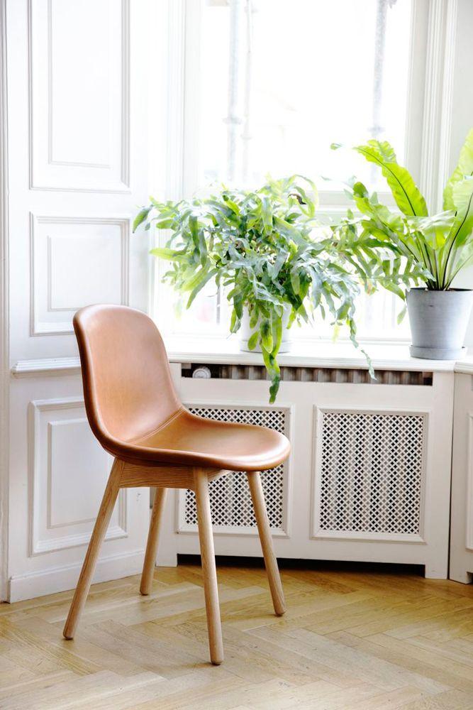 CASANOVA Møbler — HAY - Neu13 Chair Upholstery - læder