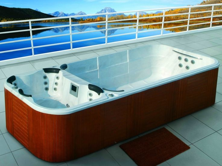 les 25 meilleures id es de la cat gorie jacuzzi prix sur pinterest les petites piscines mini. Black Bedroom Furniture Sets. Home Design Ideas