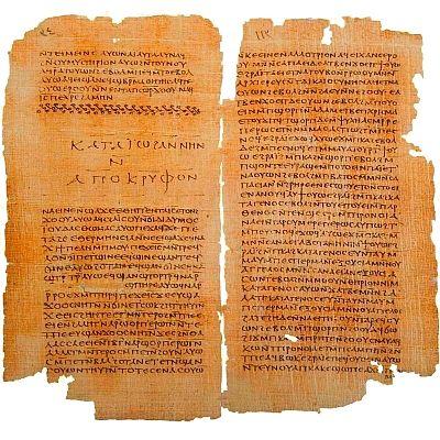 Manuscrito de Nag Hammadi
