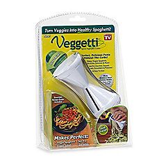 Veggetti™ Spiral Vegetable Cutter at Bed Bath & Beyond $14.99 - 1st I see it on Rachael Ray and now here it is in the store!