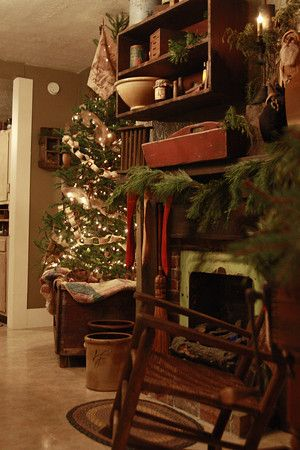 655 Best Images About A Primitive Country Christmas On